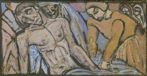 Deposition of Christ, by Evie Hone