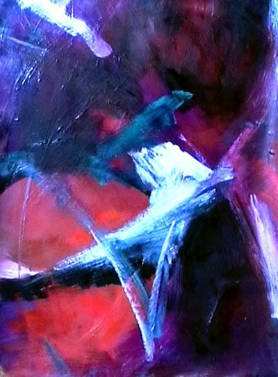 """""""Nos Dio su sangre/Scapegoat"""" (2002), by Megan O'Beirne"""