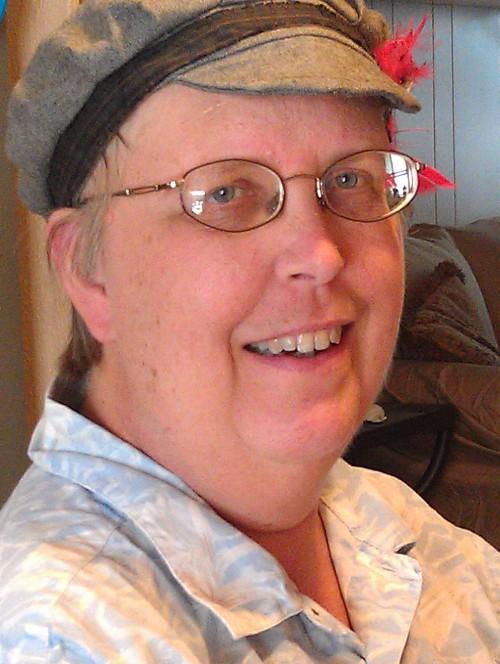 Sister Sue in her Fiddler hat