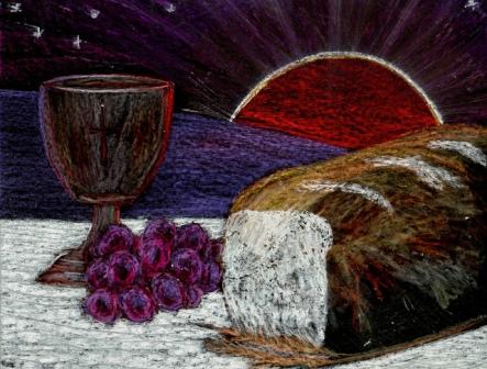 Stushie Art Eucharist
