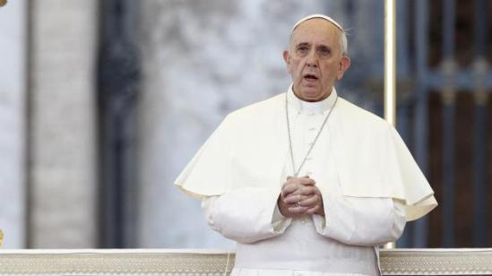 Pope Francis: 'Violence and war are never the way to peace!'