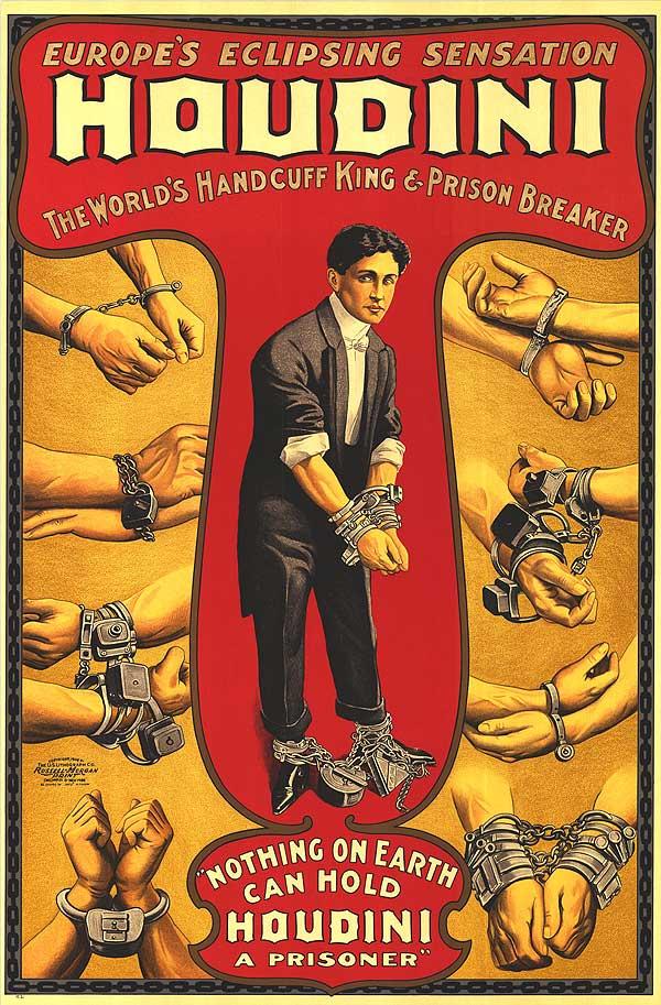 Houdini: A spellbinding sowman