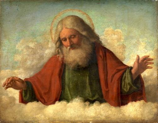 God the Father, by Cima da Conegliano, c. 1515