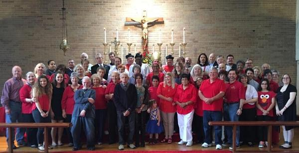 St. Timothy's: The congregation
